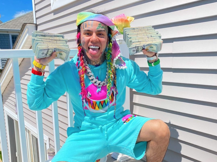 Tekashi69's Antics After Release
