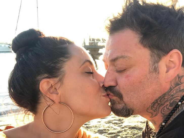 Bam and Nicole Margera Together