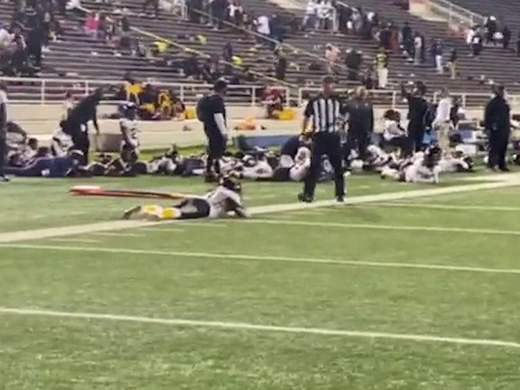 Four People Shot at High School Football Game in Alabama, Video of Chaos.jpg