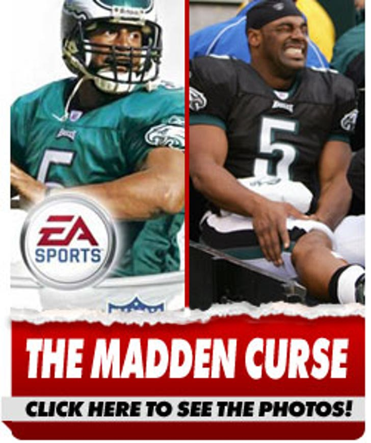 Drew Brees -- The Madden Curse!