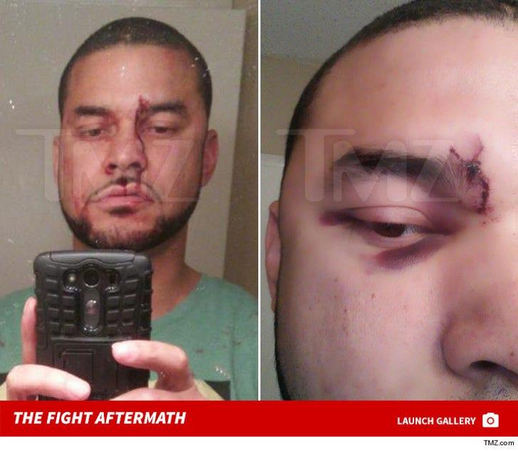 Juvenile Fight Aftermath