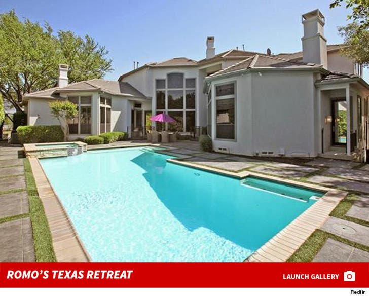 Tony Romo's Texas Home